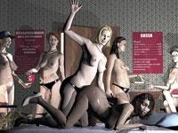 3d strapon lesbians