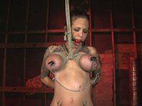 pain and pleasure of tortured breasts
