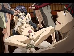 Samurai stars in all male anime fun