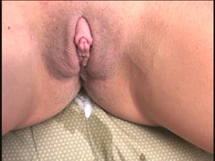 Brunette slut wishes to get slit nailed