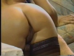Hot slut loves to take on multiple cocks