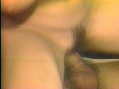 Blonde slut wears hat while having sex