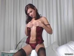 Lost bitch babe needs hot wild spanking