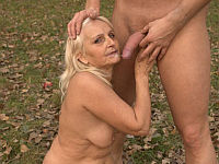 gilf sex outdoor