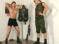 army femdom