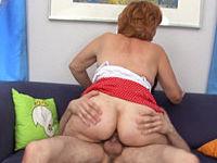 mature redhead fuck
