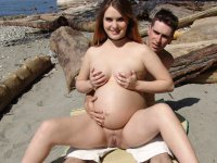 Nude Pregnant Massage