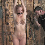Humiliation of pretty girls. They are bound, smothered, spanked and tortured