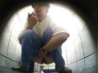 WC hidden cam